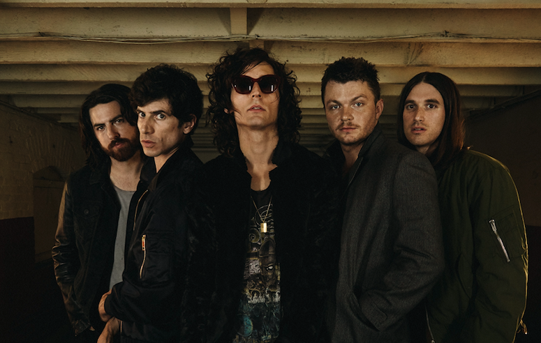 From The Strokes to CRX, Nick Valensi puts on endearing performance
