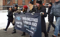 Boston's walk for homelessness endures chills of February