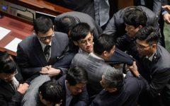 Abduction stokes Hong Kong seperatists