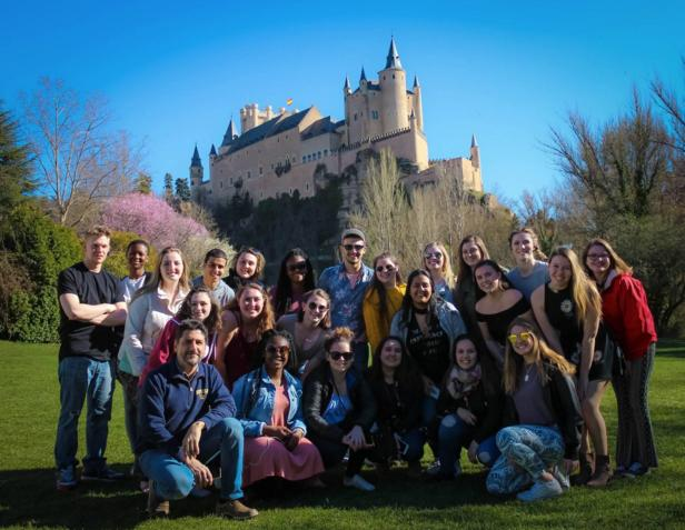 Global Gateway's trip more than a vacation