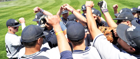 Baseball triumphant with GNAC title