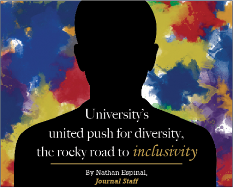 University's united push for diversity, the rocky road to inclusivity