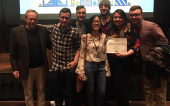 Editor's Word:  The Journal brings home the silver medal