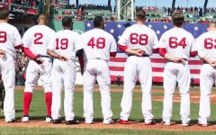 Play ball: Red Sox swing into season