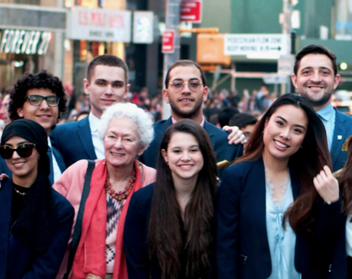 SUMUN recognized in New York