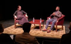 Film critic discusses impact of politics on cinema