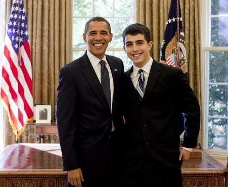 Suffolk business student meets obama the suffolk journal suffolk freshman scott paiva met president obama in the oval office yesterday after being one of three finalists out of 24000 in a business model m4hsunfo Image collections