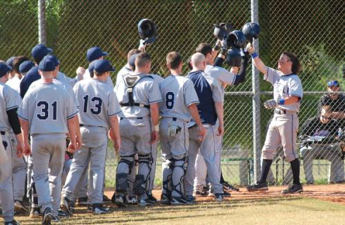 The men's baseball team has started the season 7-6, and will look to continue their impressive start against upcoming conference oponents Rivier and Emerson.