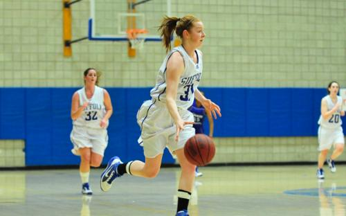 Lady Rams fall in GNAC finals