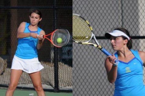 Women's tennis wraps up season