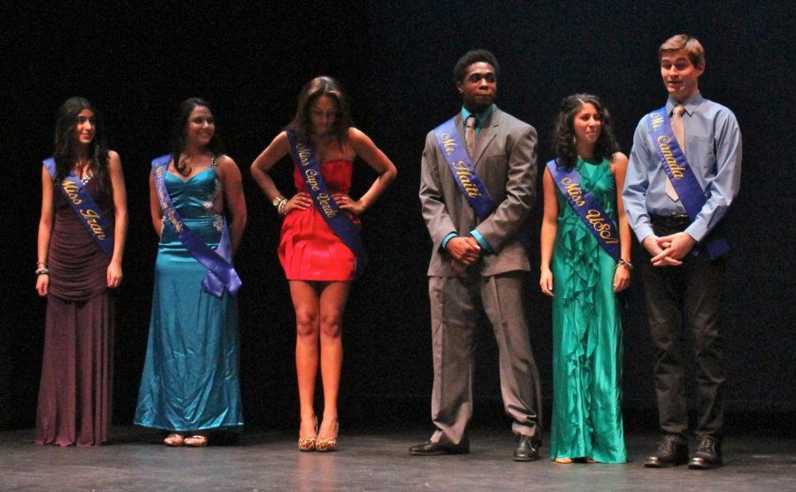 Retention Scholars host first Cultural Pageant