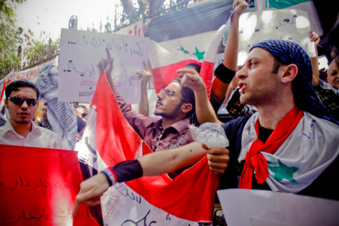 Violence continues to spread throughout Syria