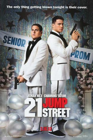21 Jump Street is funny, not  gross