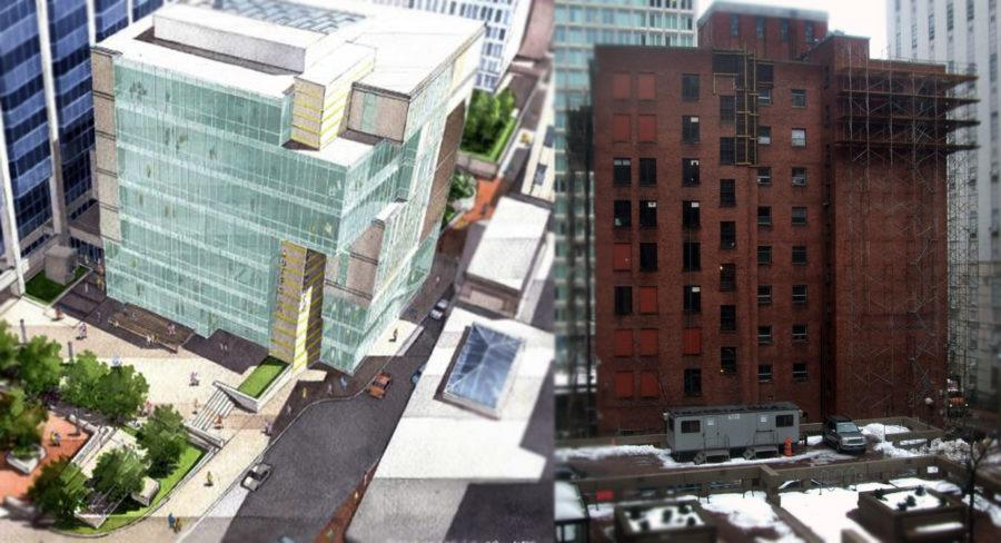 Rendering courtesy of Suffolk University/Photo by A.P. Blake