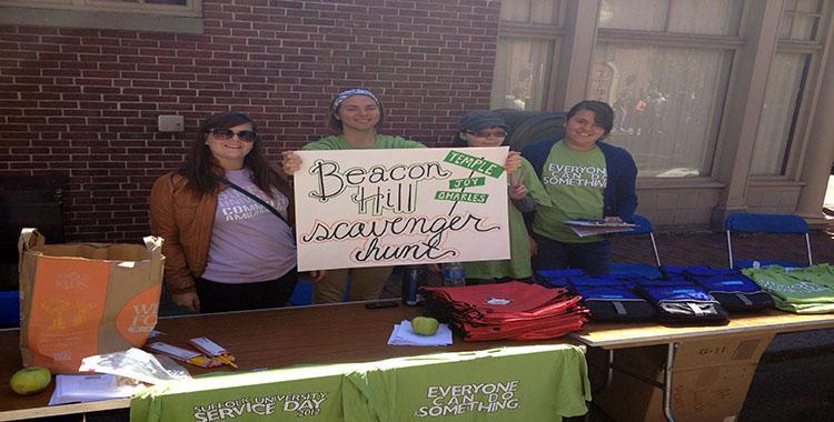 Beacon Hill Throws a Block Party