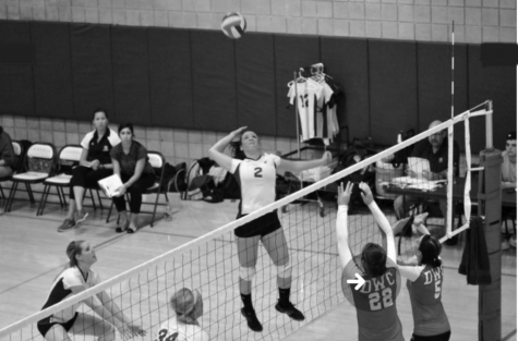 Women's Volleyball Making A Statement With Two Consecutive Victories