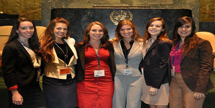 Model U. N. Changes Name to Suffolk University International Affairs Association