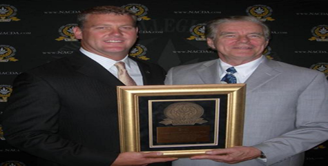 Suffolk Athletic Director Jim Nelson receives NCAA Division III award