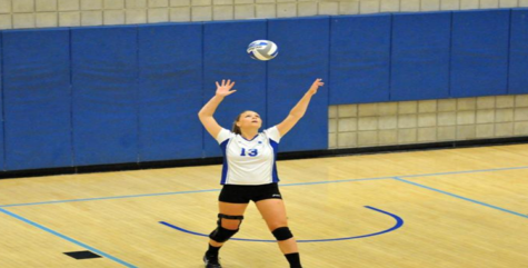 Womens' Volleyball Breaks Skid With Big Win, Ready for Playoff Push