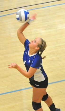 Women's Volleyball Hopes to Finish the Season on a High Note