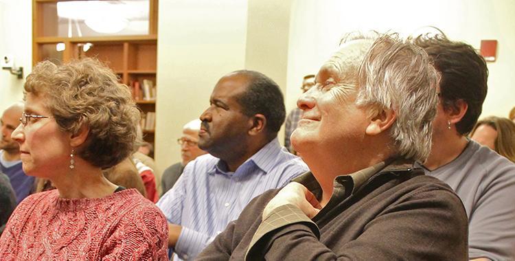 SU Poetry Center hosts Greek History inspired reading