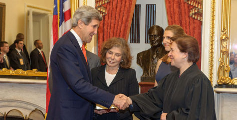 On Newly Appointed Secretary of State John Kerry