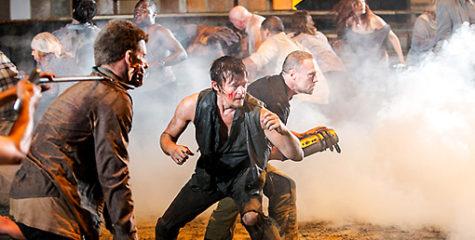 The Walking Dead Returns to AMC