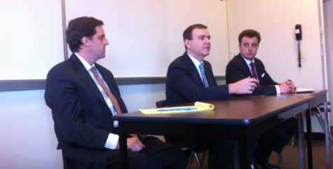 Suffolk Democrats hear arguments from Congressional candidtes for endorsement