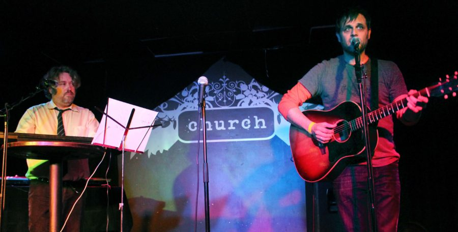 Michael Zapruder fuses poetry with music, hits up Church