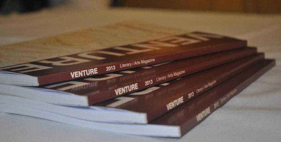 Venture launches annual magazine