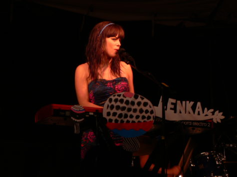 "Lenka delivers quite ""The Show"" at The Middle East"