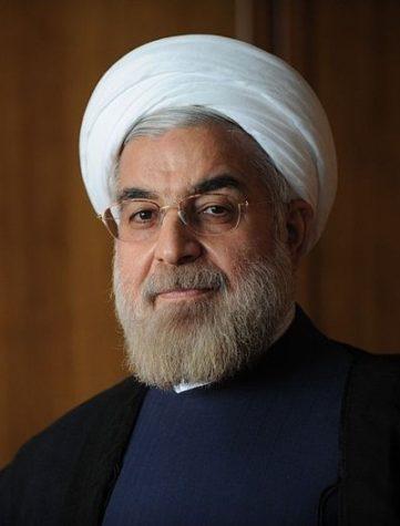 Iranian President Hassan Rouhani (Photo courtesy of Wikimedia Commons)