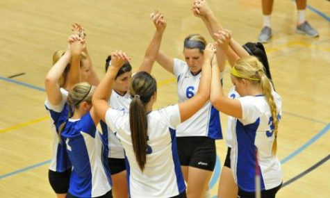 Volleyball team changes lead to great start in new season