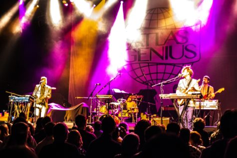 Atlas Genius brings Aussie sounds to House of Blues