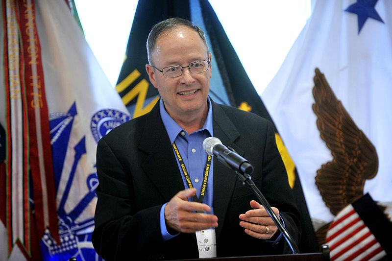 Director of NSA, General Keith B. Alexander (Photo courtesy of Wikimedia Commons)