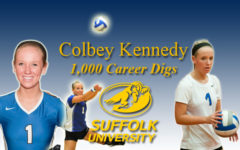 Volleyball Lady Rams going for the playoffs, Kennedy makes 1,000 digs