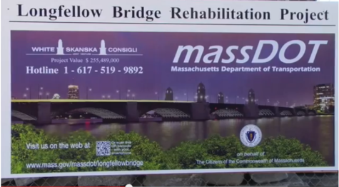 Longfellow Bridge Closed Nov. 2-3