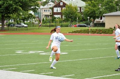 Women's soccer earns third GNAC victory, most among Suffolk soccer teams
