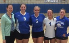Playoffs on the horizon for volleyball