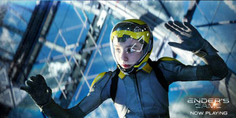 Popular book series Ender's Game is transformed onto the big screen