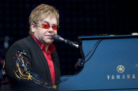 Elton John visits TD Garden to share decades of hits