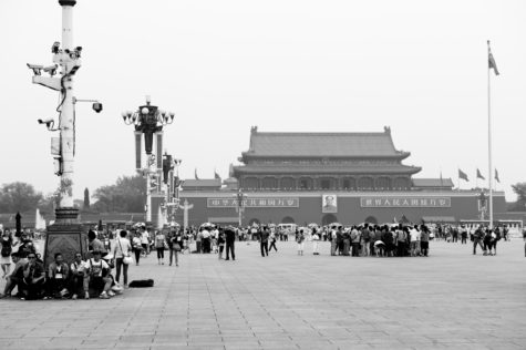 China should increase security in Tiananmen Square