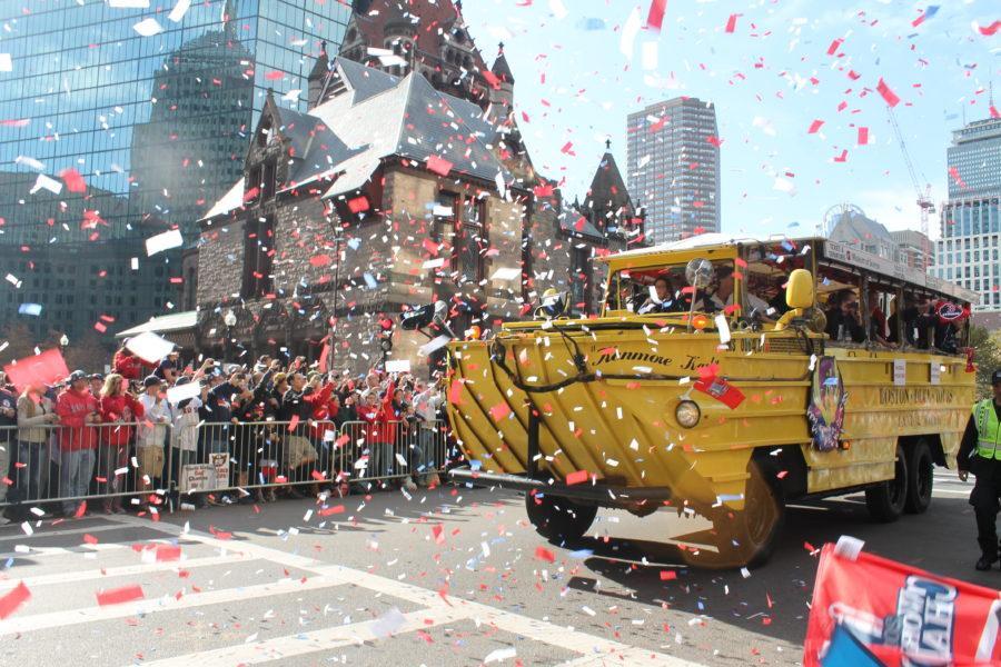 PHOTOS: Red Sox Parade 2013