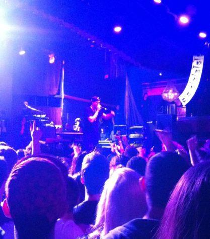 Popular artist J. Cole visits Suffolk in celebration of Fall Concert '13