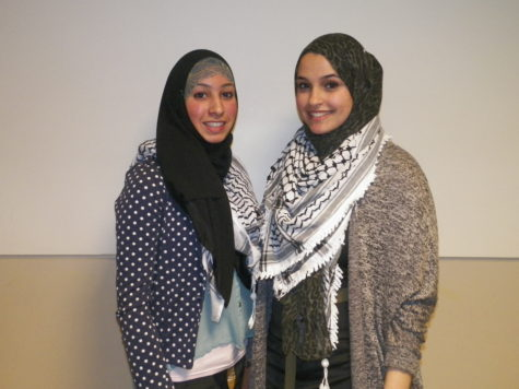New Suffolk club, Students for Justice in Palestine, outlines its goals, agenda at first event