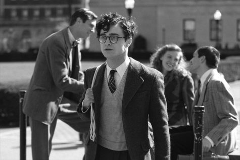 Film Kill Your Darlings tells the classic tales of college, delivering a few wild twists hiding in the horizons