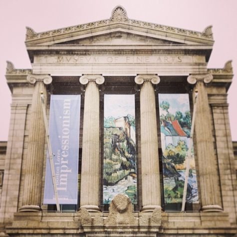 MFA organizes contest displaying Boston's love for impressionism
