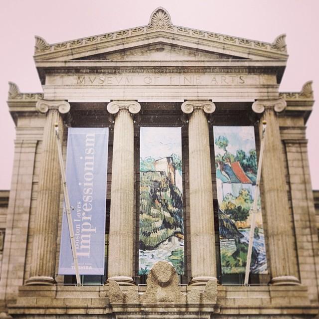 MFA organizes contest displaying Bostons love for impressionism