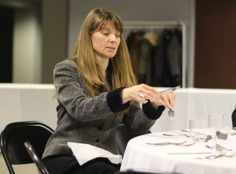International Etiquette Dinner teaches universal table manners