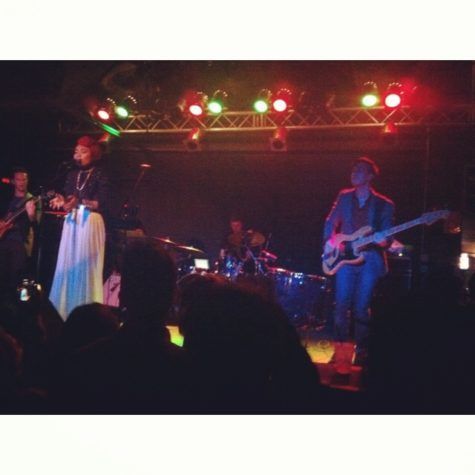 Singer Yuna visits snowy Allston to deliver her sweet sounds